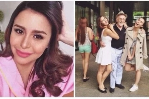 Daddy's girl Yassi Pressman is very proud that he is raised by a single dad!