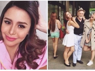 Daddy's girl Yassi Pressman is very proud that she is raised by a single dad!