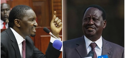 Jubilee leaders rule out dialogue with Raila, demand that he respects Uhuru
