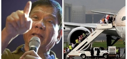 Sisibakin ang tiwali! Duterte issues warning to fire airport officials over baggage pilferage