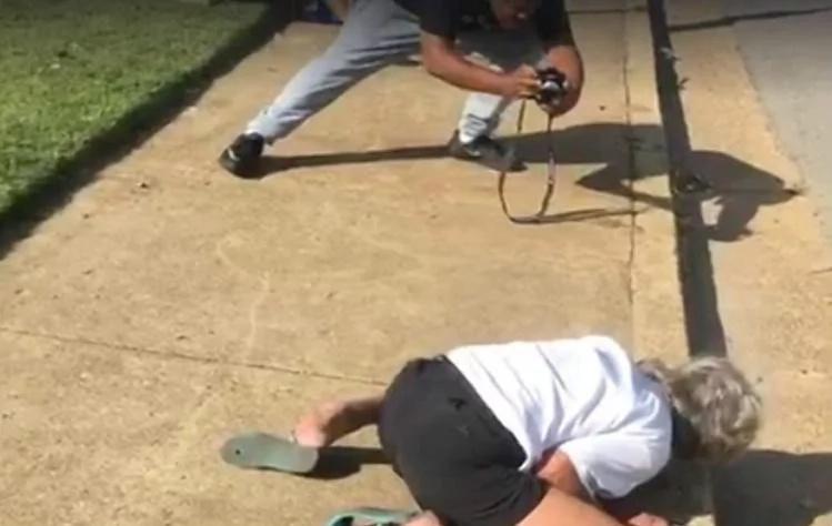 Video muestra explícita sobredosis por heroína en Memphis