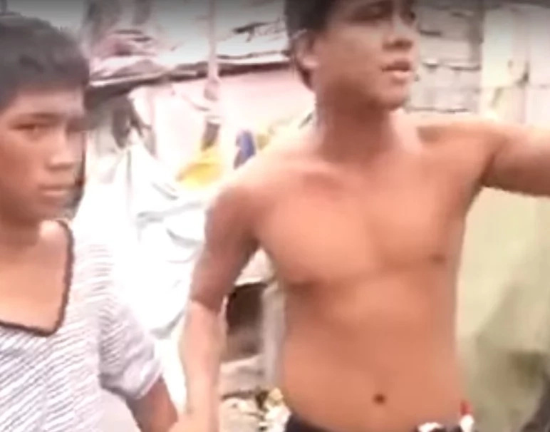Man bullies younger sister's suitor in viral video
