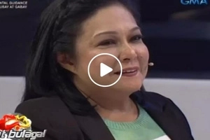 Nora Aunor plays 'Jackpot En Poy' in Eat Bulaga after ditching 'Tawag ng Tanghalan' judging stint because of Vice Ganda