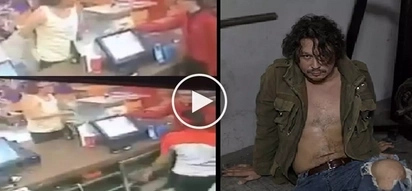 Drunk Baron Geisler caught on camera allegedly harassing helpless restaurant manager