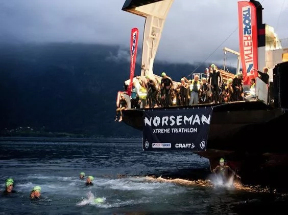 Meet the First Filipino to complete Norseman Xtreme Triathlon