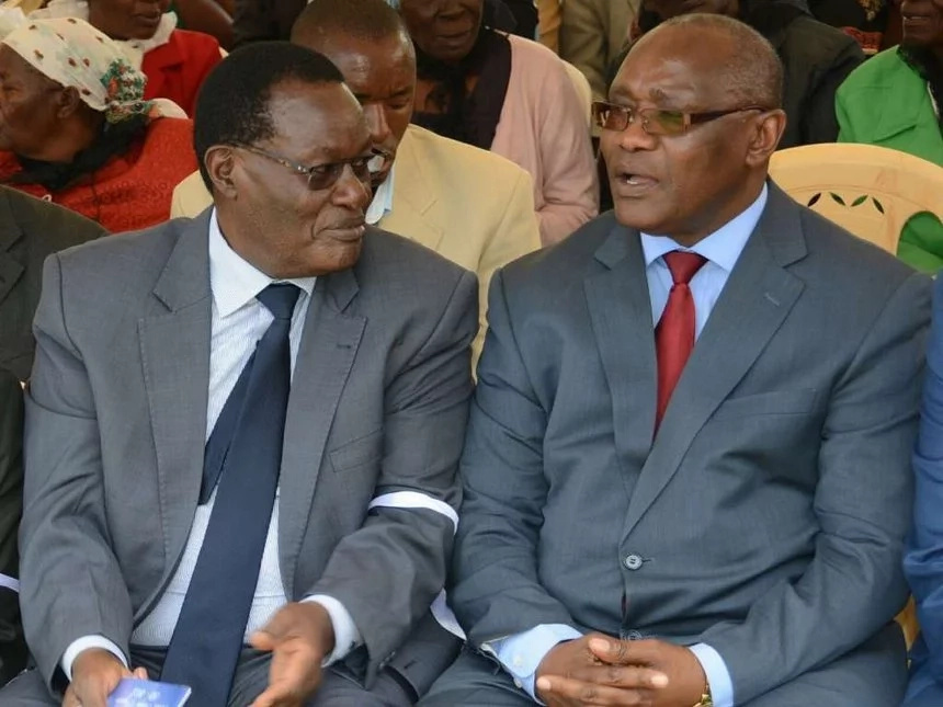 ODM and Jubilee assemble lineups with big names in Kisii county that are causing a major storm