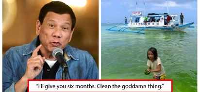 Goodbye Boracay na ba? Duterte threatens to shut down Boracay because it is drowning in feces