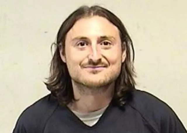 """Benjamin (pictured) was described as """"really creepy"""""""