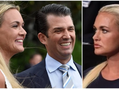 Venessa Trump files for divorce to end 12-year marriage with Donald Trump Junior