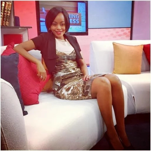 Photo: KTN's Sophie Wanuna dating ex-rugby official
