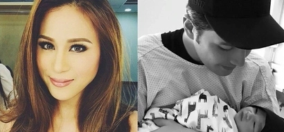First-time mom Toni Gonzaga shares first family photo with Paul Soriano and baby Seve