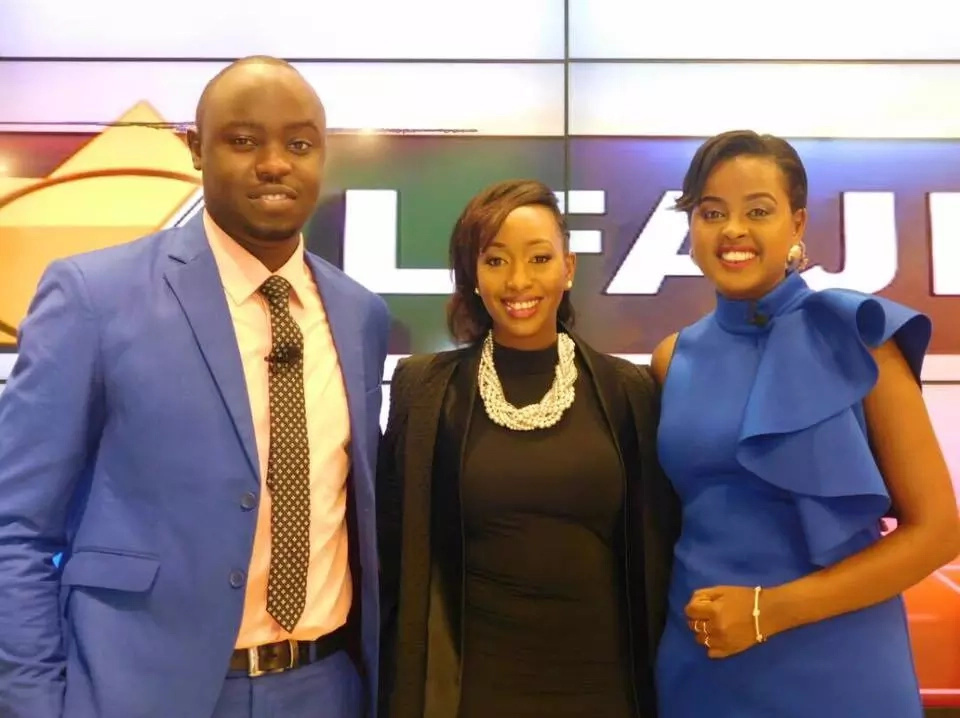 Janet Mbugua makes her first TV appearance since leaving Citizen, clears the air on Jeff Koinange