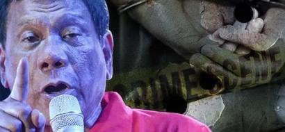 Malacañang reminds Duterte: Follow due process
