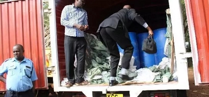 Man In Murang'a Busted With 6000 Litres Of Methanol As War On Illicit Brews Tightens