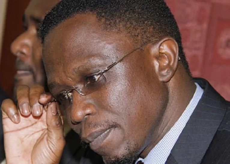 Ababu Namwamba scares his followers after Jubilee comments