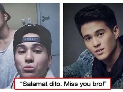 """Natuwa ako sayo bro!"" Jimboy Martin shares chilly claims nn what Franco Hernandez's ghost did to him"