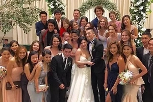 Todo na 'to! Rufa Mae Quinto finally ties the knot with Trev Magallanes