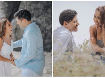 Tuloy na tuloy na! Rochelle Pangilinan shares details on her wedding with Arthur Solinap