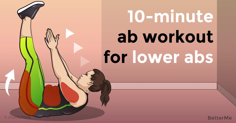 10-minute ab workout for lower abs