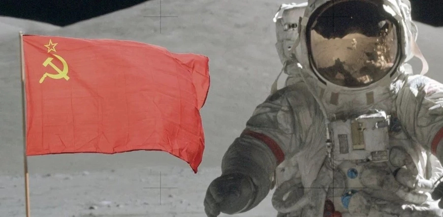 What caused the Soviets to lose the Space Race?