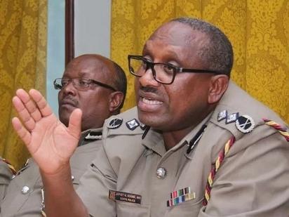 Japheth koome apandishwa cheo huku polisi kadhaa wakihamishwa, habari kamili