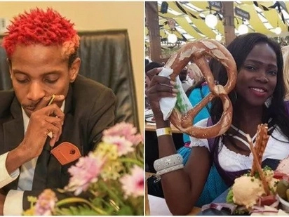 16 adorable photos of comedian Eric Omondi's hot younger sister, Irene Omondi