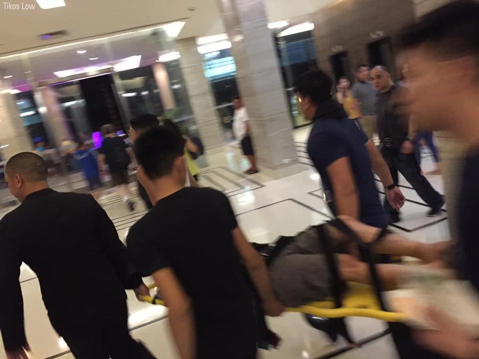 Breaking News! Resorts World Manila stormed by gunmen