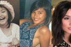 Bukod kang pinagpala! Check out Liza Soberano's 18 puberty challenge photos as if she needs puberty