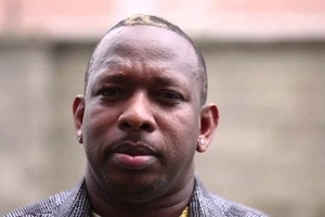 Sad moments for Mike Sonko as Nairobi Senator says goodbye to a close relative