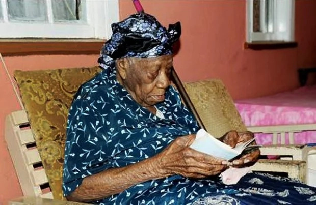 117-year-old Jamaican woman is now the world's OLDEST living person (photos)