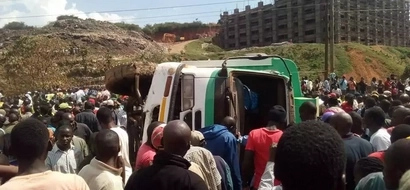 Fatal accident leaves 4 dead including a woman and her grandson