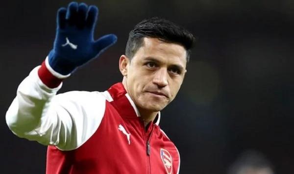 Alexis Sanchez snubs Man United's bid to re-unite with Man City boss Pep