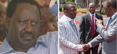 Tukio hili limempa Mike Sonko afueni kuu dhidi ya Kidero siku chache kabla ya uchaguzi Agosti (picha)