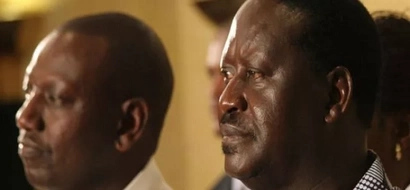 Jubilee tells Raila they do not want his 'crocodile tears' sentiments
