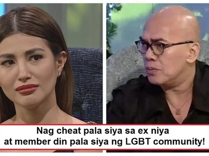 Sobrang honest! Nathalie Hart admits to cheating on her ex-boyfriend and to being a member of the LGBT community