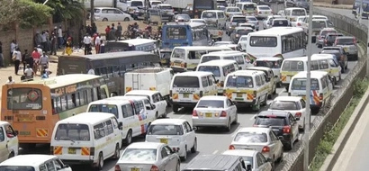 List of all minor traffic offences in Kenya and maximum fine applicable