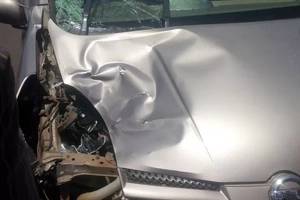 Man's head chopped off in horrifying Thika road accident