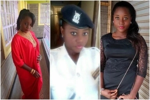 Forget about Linda Okello and other HOT cops you know, meet the mother of all Beautiful cops Alice Bella