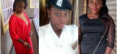 Sahau yote uliyoyaona, kutana naye mama ya maafisa wote wa polisi WAREMBO, Alice Bella (picha)