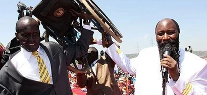 The Blind See And The Lame Walk As 'Prophet' David Owuor Visits Kisumu
