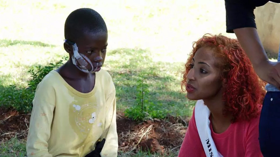 Roshanara Ebrahim in court over Miss World Kenya 2016 title