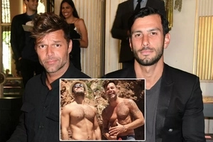 Ricky Martin dejó a Maluma y se casa con su novio Jwan Yosef