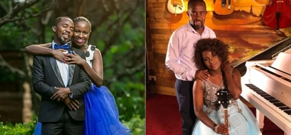 I am your biggest fan - Gospel singer Mercy Masika pens sweet birthday message to hubby