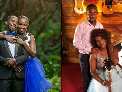 I am your biggest fan-gospel singer Mercy Masika pens sweet birthday message to hubby