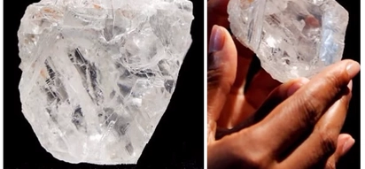 Finally! Lesedi La Rona, world's largest uncut diamond, sold for a jaw-dropping Ksh 5.3 trillion