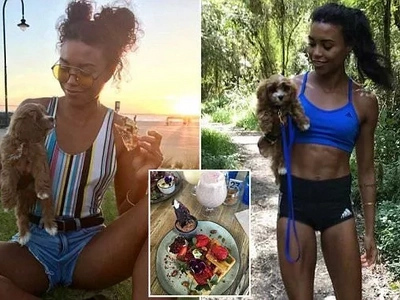 Elite athlete reveals her top secret to staying fit as fiddle and it's not about going to gym (photos)