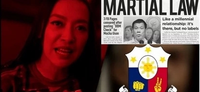 Cyber Martial Law tags 'came to life' after Facebook moderators allegedly silenced Mocha's critics