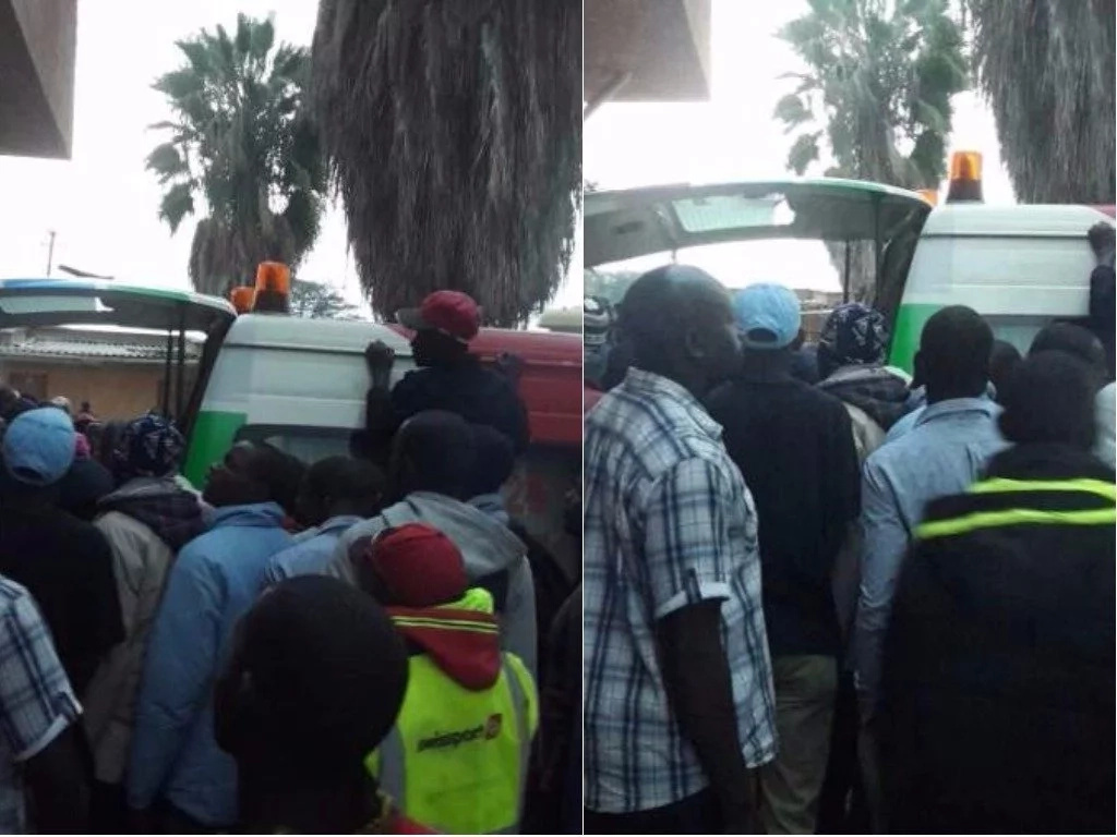 Embakasi East ANC aspirant collapses after he was poisoned at a rally