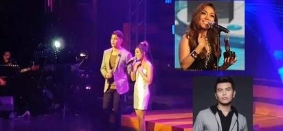 Titindig talaga balahibo mo dito! Jonalyn Viray joins Daryl Ong in an epic duet