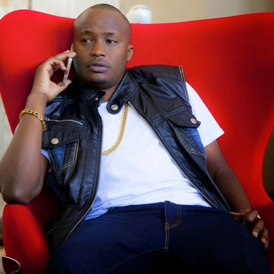 Sonko's message to Jaguar for wining Starehe nominations is the best thing you'll read today